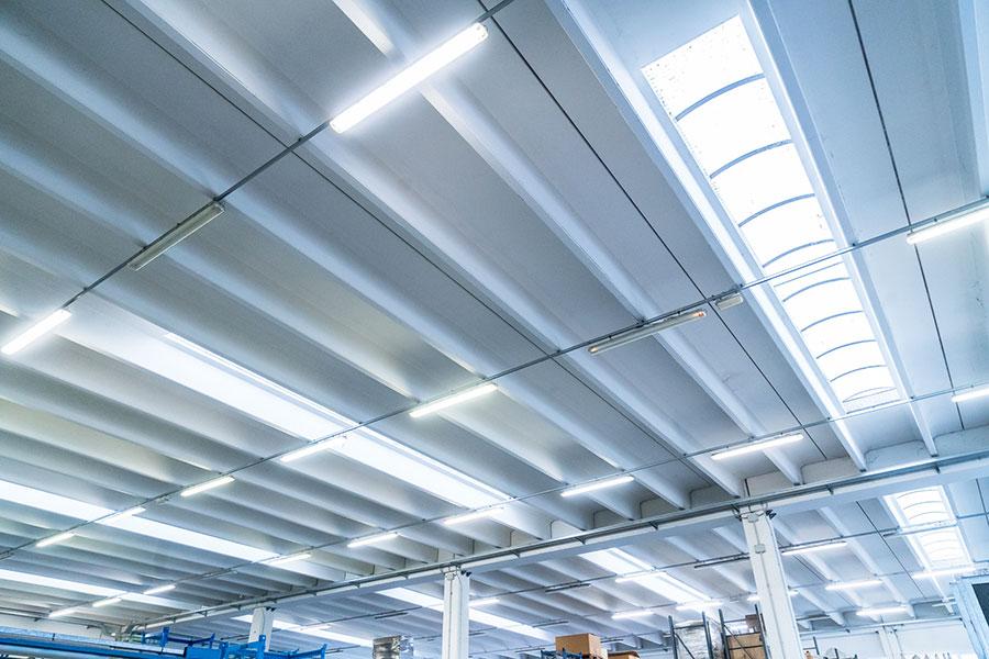 AFPumps, Padova, 2015-2017, copertura a tegolo TT | BI Engineering
