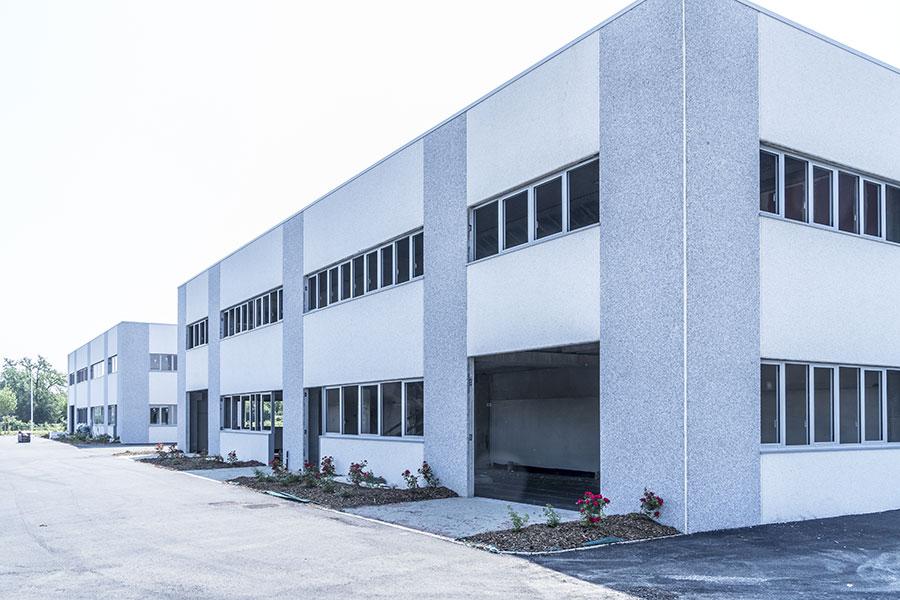 Cave Nord, Bologna, 2018, realizzazione di due edifici industriali | BI Engineering
