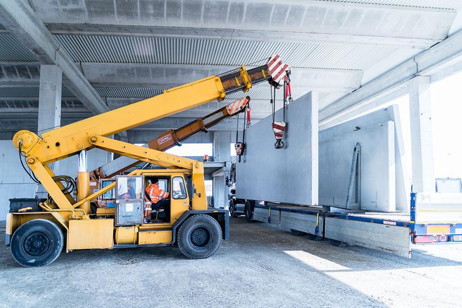 Cave Nord, Bologna, 2018, realizzazione edificio industriale | BI Engineering