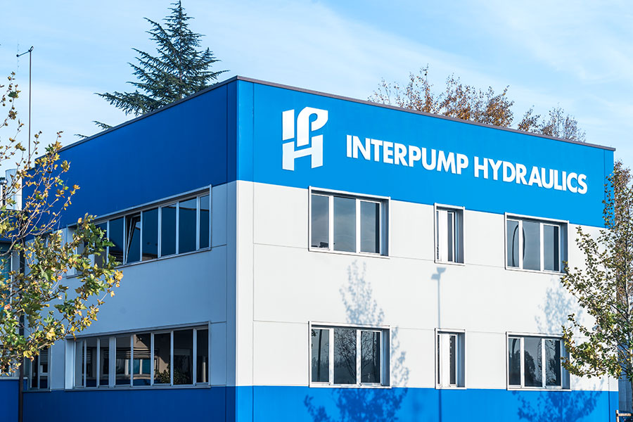 Interpump Hydraulics, Bologna, 2013, complesso industriale| BI Engineering