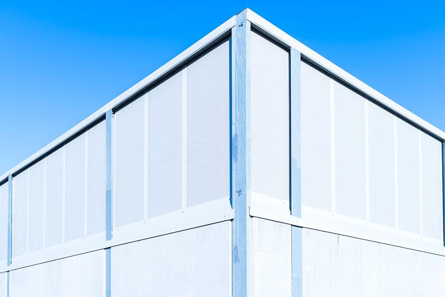 Roda Metalli, Bologna, 2017, struttura mista in prefabbricato / pannelli sandwich | BI Engineering