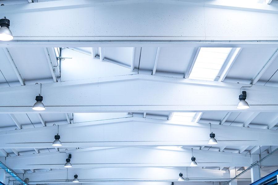 Zambello Riduttori, Rovigo, 2014,lucernari a shed |BI Engineering