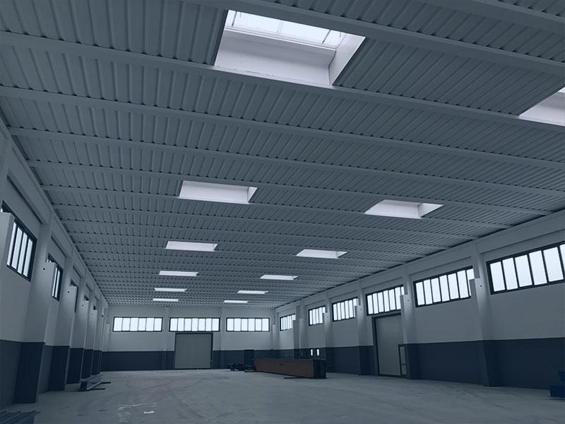 Laserjet, Vicenza, 2017, realizzazione di un complesso industriale| BI Engineering Srl