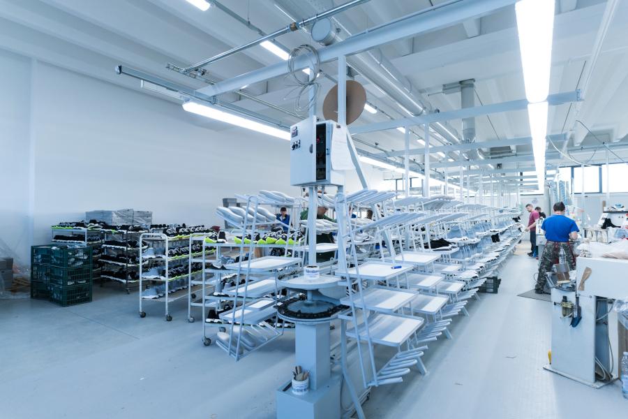 Calzaturificio Medusa, 2018, Rovigo, ampliamento complesso industriale esistente | BI Engineering
