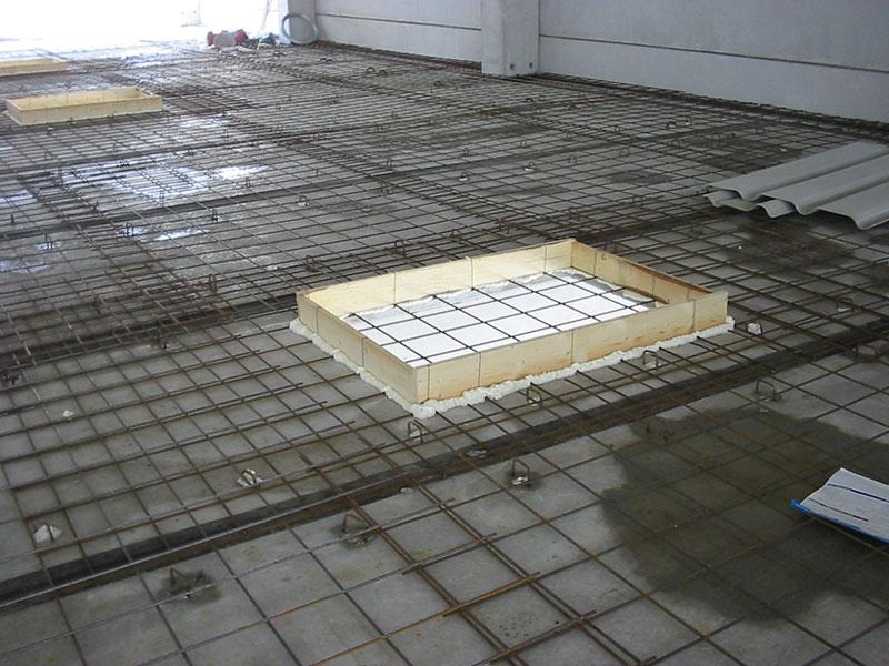 Strutture prefabbricata con soluzione con tegoli TT con solaio ad elevate prestazioni di carico   BI engineering