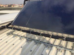 Posizionamento di un impianto fotovoltaico sulla copertura di un edificio industriale | BI Engineering