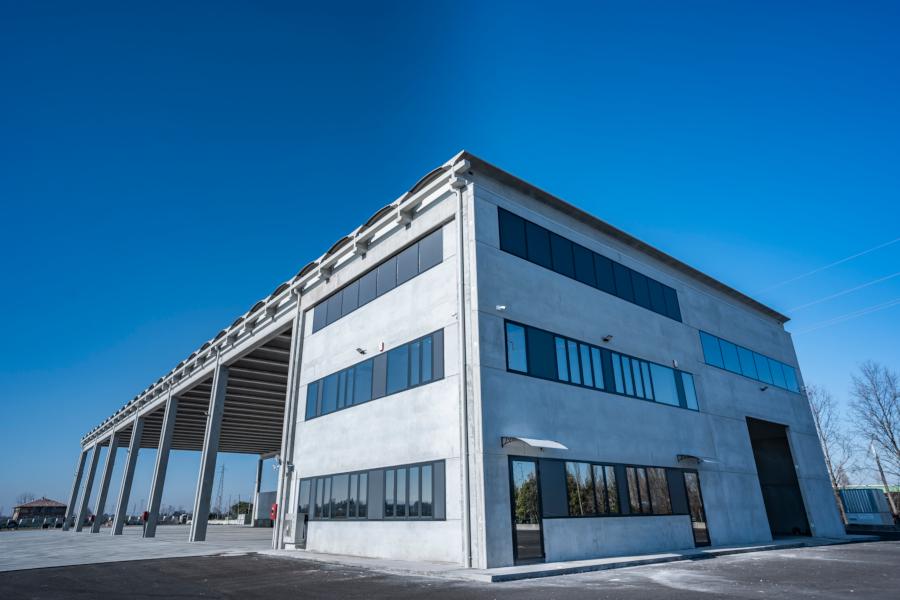 G2 Servizi Srl, Ozzano dell'Emilia BO; nuovo complesso industriale, 2019