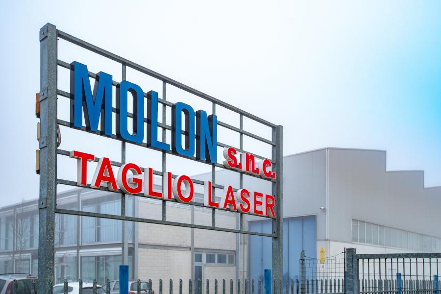 Molon Antonio & Lorenzo srl, Padova, 2018, ampliamento fabbricato industriale realizzato con soluzione mista | BI Engineering