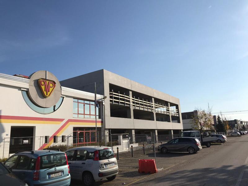 OMP Srl - Struttura prefabbricata palazzina uffici 2019