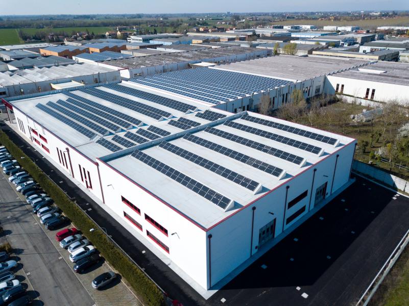 OMP, Bologna, 2018, Ampliamento di complesso industriale formato da quatto corpi di fabbrica| BI Engineering