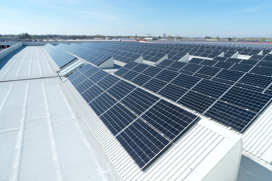 OMP, Bologna, 2018, Impianto fotovoltaico| BI Engineering